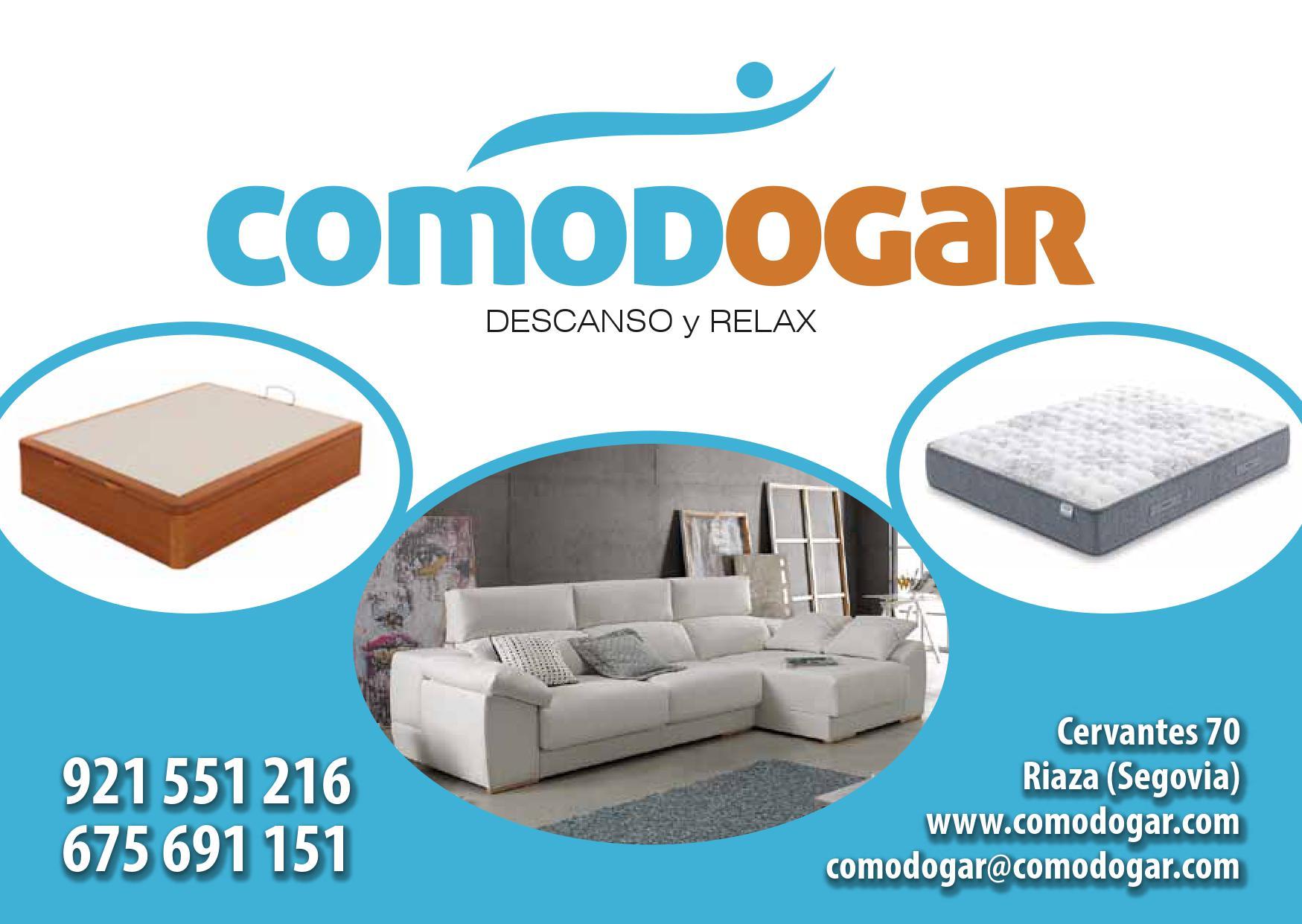 Nuevo logo | Comodogar Muebles